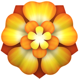 Rosette ios/apple emoji