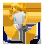 Runner ios/apple emoji