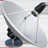 Satellite Antenna ios emoji