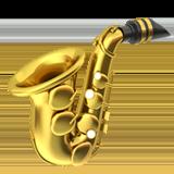 Saxophone ios emoji