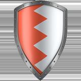 Shield ios/apple emoji