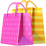 Shopping Bags ios emoji