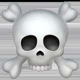 Skull And Crossbones ios emoji