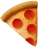 Slice Of Pizza ios/apple emoji