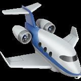 Small Airplane ios emoji