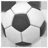 Soccer Ball ios emoji
