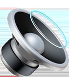 Speaker With One Sound Wave ios/apple emoji