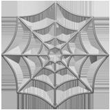 Spider Web ios emoji