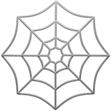 Spider Web ios/apple emoji