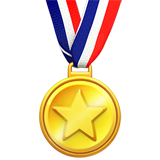 Sports Medal ios emoji