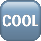 Squared Cool ios emoji