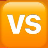 Squared Vs ios/apple emoji