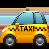 Taxi ios/apple emoji