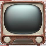 Television ios/apple emoji