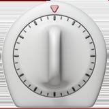 Timer Clock ios emoji
