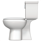 Toilet ios emoji