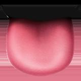 Tongue ios emoji