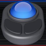 Trackball ios/apple emoji