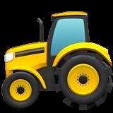 Tractor ios emoji