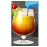 Tropical Drink ios/apple emoji