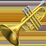 Trumpet ios/apple emoji