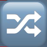 Twisted Rightwards Arrows ios emoji