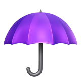 Umbrella ios emoji