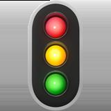 Vertical Traffic Light ios/apple emoji