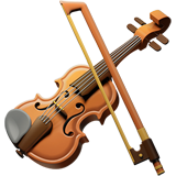 Violin ios emoji