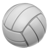 Volleyball ios/apple emoji