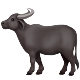Water Buffalo ios emoji