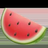 Watermelon ios/apple emoji