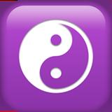 Yin Yang ios/apple emoji