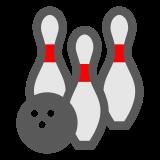 Bowling docomo emoji