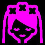 Bride With Veil docomo emoji