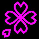 Cherry Blossom docomo emoji