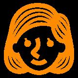 Person With Blond Hair docomo emoji