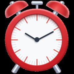 Alarm Clock facebook emoji