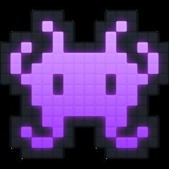Alien Monster facebook emoji