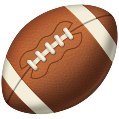 American Football facebook emoji