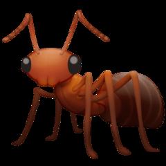 Ant facebook emoji