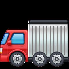 Articulated Lorry facebook emoji