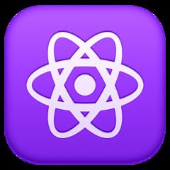 Atom Symbol facebook emoji