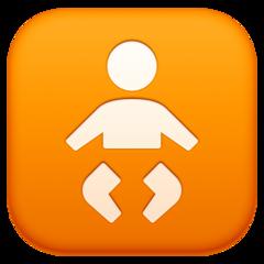 Baby Symbol facebook emoji
