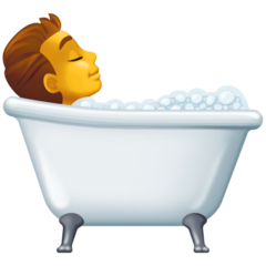 Bath facebook emoji