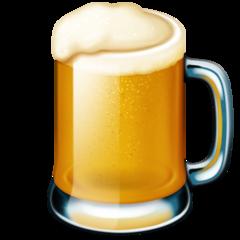 Beer Mug facebook emoji