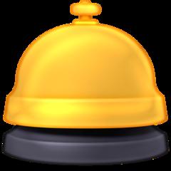 Bellhop Bell facebook emoji