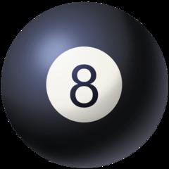 Billiards facebook emoji