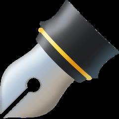 Black Nib facebook emoji