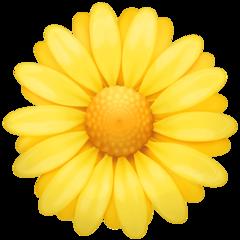Blossom facebook emoji